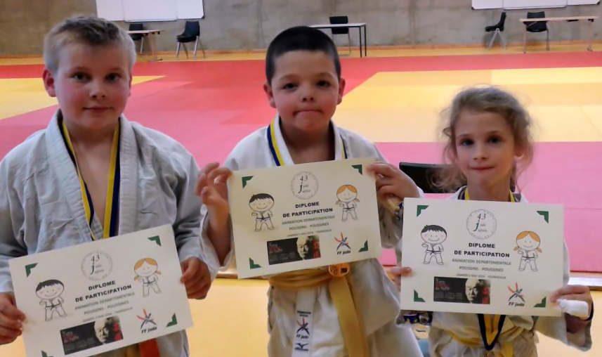 Judo-enfants-poussins-saint-paulien-2018