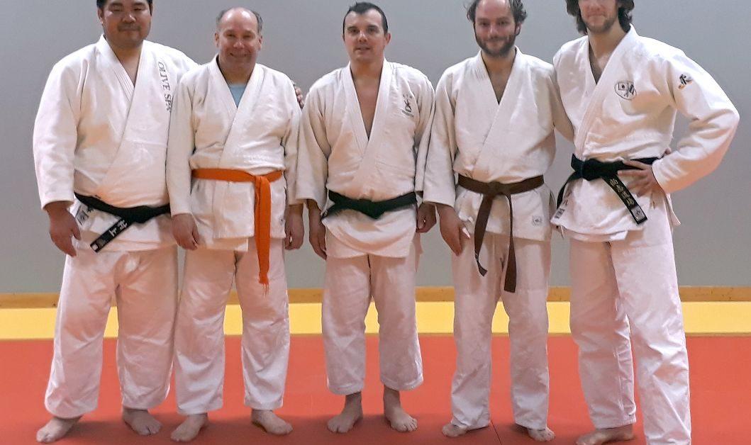 Entrainement-Judo-Yssingeaux-avec-Kazuyuki Murakami-2020